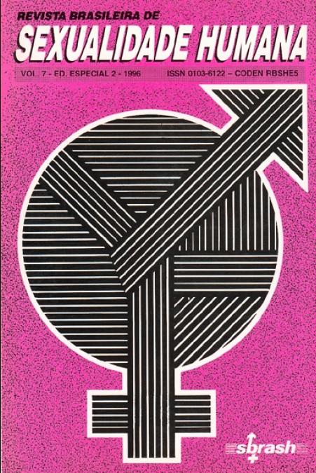 Visualizar v. 7 (1996): Edição Especial 2. Educação Sexual